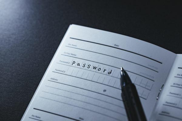 ID•パスワードの管理はどうしてる?アナログのノート・Excelどれが安全?